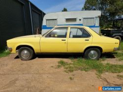 HOLDEN UC Torana Sunbird Sedan suit collector LH LX LC LJ Monaro HOLDEN BUYERS