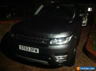 Range Rover sport hse dynamic fully loaded 2013 63 plate