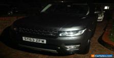 Range Rover sport hse dynamic fully loaded 2013 63 plate