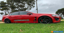 VE HSV E1 Clubsport R8 HSV Sedan Auto 6.0L Cammed, Simmons Not E2 E3 Senator GTS