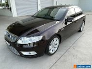 FORD FALCON FG G6E 2009 TURBO 126000K LEATHER SUPER CLEAN IN & OUT, FULL SERVICE