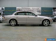 2002 Jaguar S-Type R 4.2L V8 Supercharged