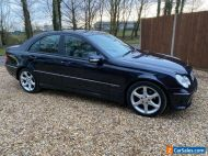 2006 06 Mercedes C Class C220 cdi Sport Edition Full Service History