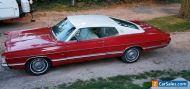 1968 MERCURY PARKLANE, 390V8 ,AUTO..ONE OF ONLY 3 MADE. MARTI REPORT