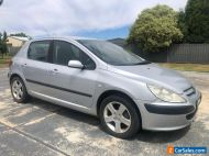 2005 PEUGEOT 307HDi HATCH-MANUAL-274K'S-DRIVES WELL-AC NOT WORKING-$980 NO RWC