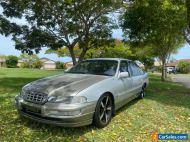 1995 Holden Commodore VR VS Statesman 5.0 Litre V8 Gold/Silver