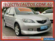 2003 Mazda 2 DY Genki Silver Manual 5sp M Hatchback