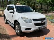 2013 HOLDEN COLORADO 7 SEATER SUV TURBO DIESEL AUTOMATIC LOVELY ORDER