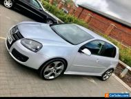 2007 57 Plate mk5 Volkswagen Golf GT 2.0TDI remapped stage 1 Silver Hatchback