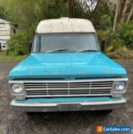 Ford F100 1969 250 Crossflow & Automatic