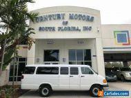 1999 Dodge Ram Van v8,  14 passenger,  leather, 4 rows seating, 2 owner