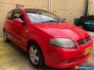 2006, Holden,Barina ,Manual, Air Conditiong,not Toyota, Mazda,Honda.Hatchback