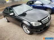 Mercedes c200 2008 SE Automatic for breaking