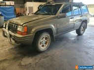 CHRYSLER JEEP CHEROKEE Wagon 1997 Unreserved ~Adelaide SA~