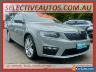 2014 Skoda Octavia NE MY15 RS 162 TSI Grey Automatic 6sp A Wagon