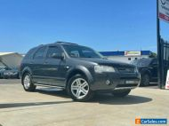 2008 Ford Territory SY Ghia Wagon 5dr Spts Auto 6sp, AWD 4.0i Grey Automatic A