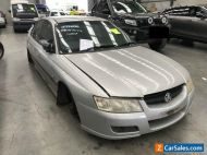2004 Silver Holden Commodore Sedan