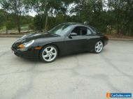 PORSCHE 911 CARRERA 996 CABRIOLET - EXCELLENT CONDITION