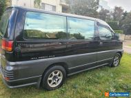 Nissan Elgrand, Low KM, Dual Fuel, LPG Fuel Injection, Leather Seats, negotiable