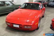 1986 Porsche 944 Turbo sunroof