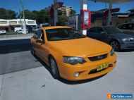 XR6 Ford Falcon BF 2006 sedan.Reg NSW (Feb 2021 exp) NO RESERVE AUCTION