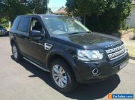 2013 Land Rover Freelander AUTOMATIC 4x4 - EXCELLENT CONDITION