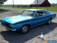 1969 Plymouth Barracuda 6.3 s383