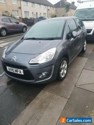 Citroen c3 exclusive (ONLY £20 POUND TAX)