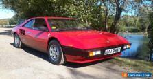 Ferrari mondial 3.0 quattrovalve coupe right hand drive 47000 miles 1983 px poss