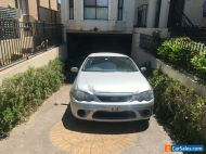 2007 Ford xr6 BF MK2.5 (Repairable  write off)