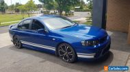 Ford Falcon xr6 turbo 2007 BF MK II