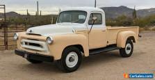 1957 International Harvester S120