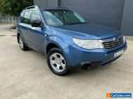 2009 Subaru Forester S3 X Limited Edition Wagon 5dr Auto 4sp AWD 2.5i [MY09] A