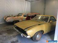 3 Ford XB Utes