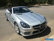 2014 Mercedes-benz SLK200 Convertible Bluefficiency Turbo AMG Styling