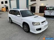 2004 Subaru Forester Cross Sports JDM