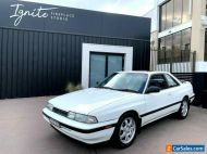 1989 MAZDA MX6 TURBO Coupe 2.2L Injected, 5 speed Manual , AIR # toyota nissan
