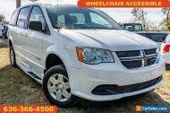 2012 Dodge Grand Caravan American Value Package
