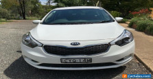 Kia Cerato S Premium My15 5d hatchback, low mileage, excellent condition