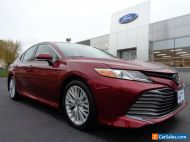 2019 Toyota Camry 2019 Camry XLE Ruby Flare Pearl 8K Miles