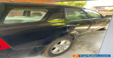 2005 ford territory 7 seat seater seats cheap runs but is super dirty needs work
