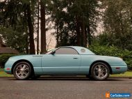 2002 Ford Thunderbird T-Bird Roadster