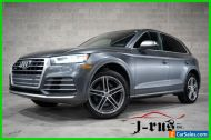 2018 Audi SQ5 CLEAR TITLE, 2 Master Keys, Power Liftgate, PANO Roof