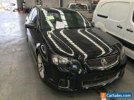 2013 Black Holden Commodore Sedan