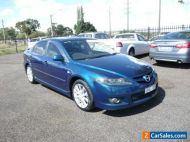 2006 Mazda 6 LUXURY SPORTS 5 Door Hatch 2.3 4cyl 5spd Auto