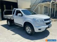 2016 Holden Colorado RG LS White Automatic A Cab Chassis