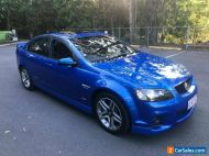 2011 Holden Commodore VE II MY12 SS Voodoo Blue Manual 6sp M Sedan
