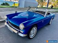Refurbished 1964 Austin Healy Sprite  5 Speed gearbox & 1275 motor. Immaculate
