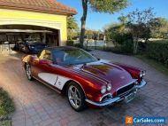 Chevrolet: Corvette CRC