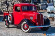 1937 Ford 1/2-ton ½-ton Pickup Truck
